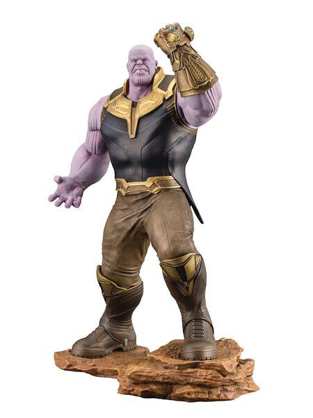 купить Фигурка Танос: Мстители (Thanos: Avengers) 24 см., в Ростове с доставкой