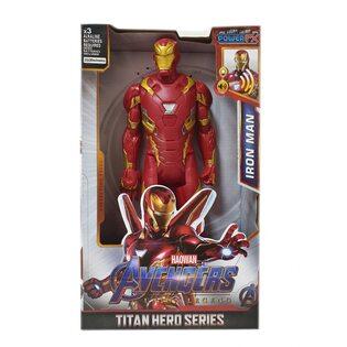 Фигурка Железный Человек 30 см. (Titan hero series) (Iron man)