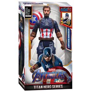 Фигурка Капитан Америка 30 см. (Titan hero series) (Captain America)