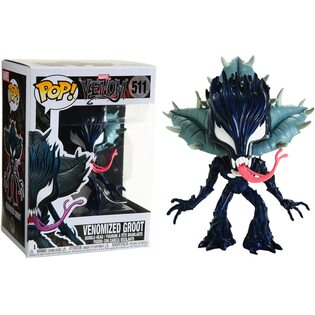 Фигурка Funko POP Веном: Грут (светится в темноте) (Venom: Groot 511) Original