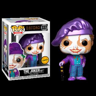Фигурка Funko POP Джокер: Бэтмен 1989 (The Joker: Batman 1989 337) Original