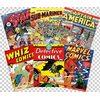 комиксы, книги, манга, блокноты