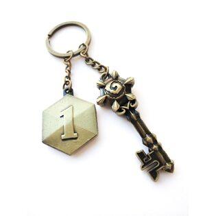Брелок ключ от Hearthstone