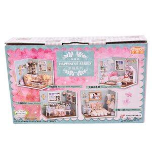 Конструктор Спальня розовая (Happy Little World)