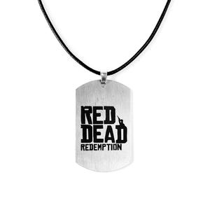 Кулон жетон Red Dead Redemption