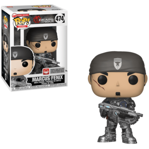 Фигурка Funko POP Маркус: Гирс оф Вар (Marcus: Gears of War 474) Original