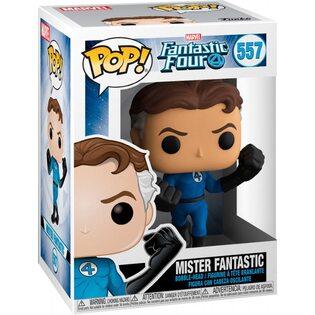 Фигурка Funko POP Мистер Фантастик: Фантастическая Четверка (Mister Fantastic: Fantastic Four 557) Original