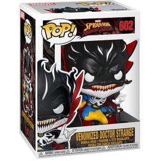 Фигурка Funko POP Веном Доктор Стрэндж (Venom Doctor Strange 602) Original