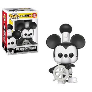 Фигурка Funko POP Микки Маус (Mickey Mouse: Steamboat Willie 425) Original