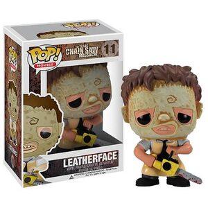 Фигурка Funko POP Кожаное лицо с молотком: Техасская резня бензопилой (Leatherface: The Texas Chain Saw Massacre 1119)