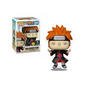 Фигурка Funko POP Пейн (Всемогущий толчок) : Наруто (Pain (Almighty push): Naruto 944)