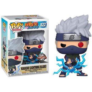 Фигурка Funko POP Какаши с шаринганом: Наруто (Kakashi: Naruto 822)