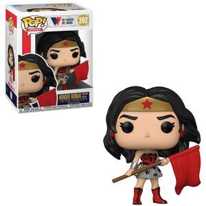 Фигурка Funko POP Чудо Женщина (Wonder Woman 392) Original