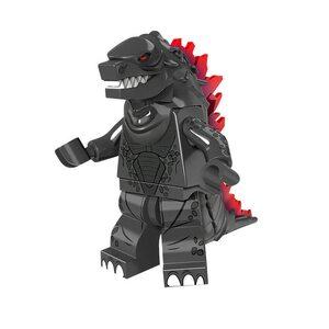 Фигурка Lepin Годзилла серая (Godzilla)