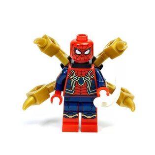 Фигурка Lepin Человек Паук: Война Бесконечности (Spider man: Infinity War)