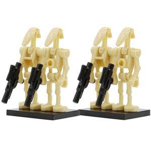 Фигурка Lepin Боевые дроиды B1: Звездные Войны (B1 battle droids: Star Wars)
