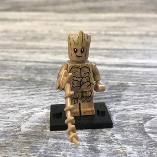 Фигурка Lepin Грут: Стражи Галактики (Groot: Guardians of the Galaxy)