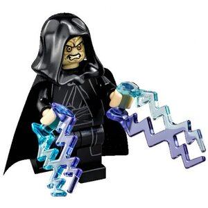 Фигурка Lepin Император Палпатин: Звездные Война (Emperor Palpatine: Star Wars)