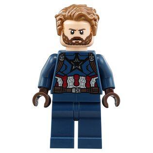 Фигурка Lepin Капитан Америка: Война бесконечности (Captain America: Infinity War)