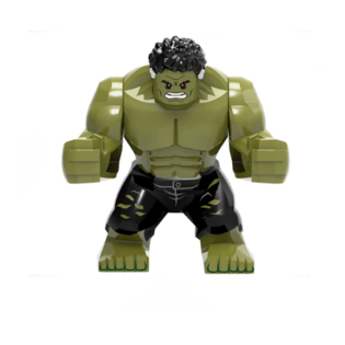 Фигурка Lepin Халк (Hulk) 10 см.