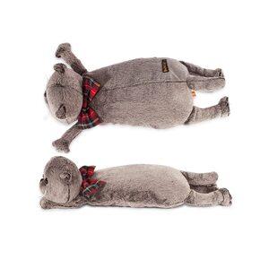 Мягкая игрушка Басик Кот-подушка 52 см.