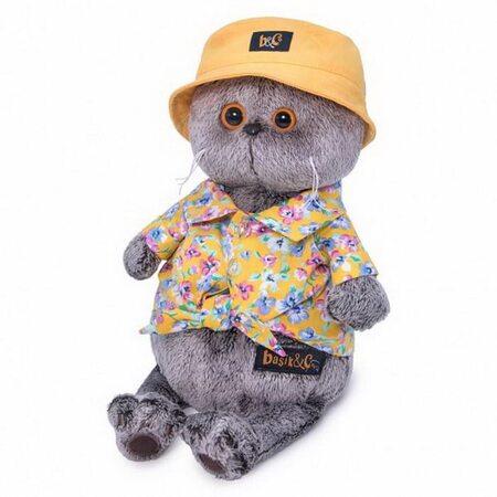 купить Мягкая игрушка Басик в панаме 24 см., в Ростове с доставкой
