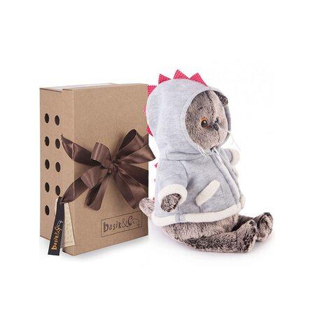 купить Мягкая игрушка Басик в толстовке дракончика 21 см., в Ростове с доставкой