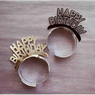 Ободок Happy Birthday
