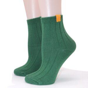 Носки с квадратиком высокие в ассортименте