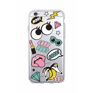 Чехол Love Love для девочек iРhone X/XS