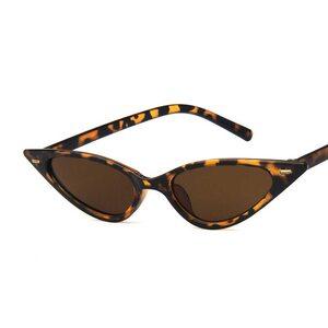 Очки Бабочка (2) леопардовые