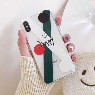 Чехол Геометрический Happy iPhone X/XS
