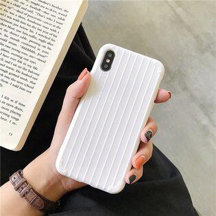 Чехол Белый iPhone X/XS