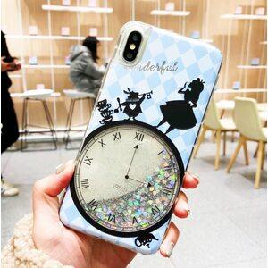 Чехол Алиса в стране чудес iPhone X/XS