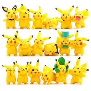 Фигурка из набора Пикачу (Pikachu 4 см.) Набор 18 шт.
