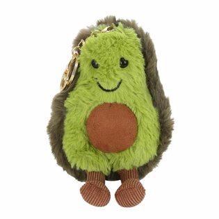 Брелок мягкий Авокадо с ножками 17 см.