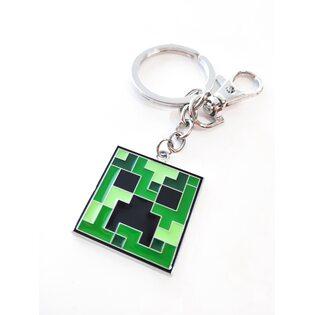 Брелок Крипер: Майнкрафт (Minecraft)