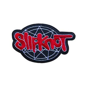 Нашивка Slipknot 8 см.