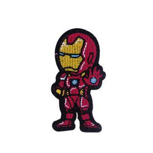 Нашивка Железный Человек 8 см.