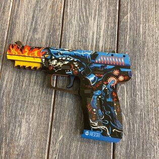 Пистолет CS:GO Кибер Акула