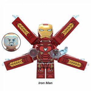 Фигурка Lepin Железный Человек: Война бесконечности (Iron Man: infinity War)