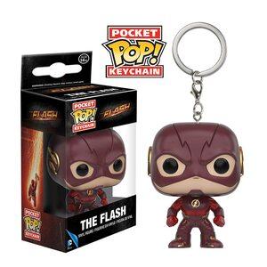 Брелок Funko POP Флэш: DC (The Flash: DC) Original