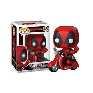 Фигурка Funko POP Дэдпул на скутере: Марвел (Deadpool on scooter: Marvel 48) Original