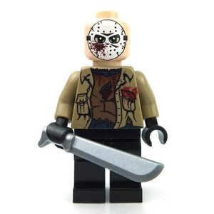 Фигурка Lepin Джейсон: Пятница 13 (Jason: Friday The 13th)
