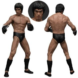 Фигурка Брюс Ли (The martial artist series no.2) 16 см
