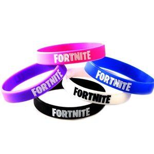 Браслет Фортнайт (Fortnite) фиолетовый