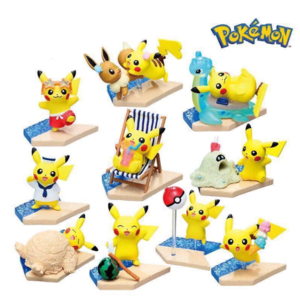 Фигурка из набора Пикачу (Pikachu 4 см.) Набор 10 шт.