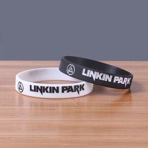 Браслет Linkin Park белый