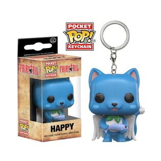 Брелок Funko Pop Хэппи: Фейри Тейл (Happy: Fairy Tail) Original