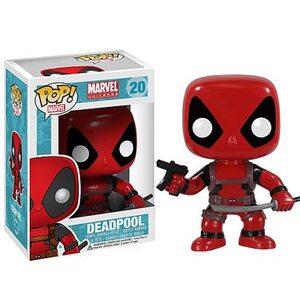 Фигурка Funko POP Дэдпул: Марвел (Deadpool: Marvel 20)